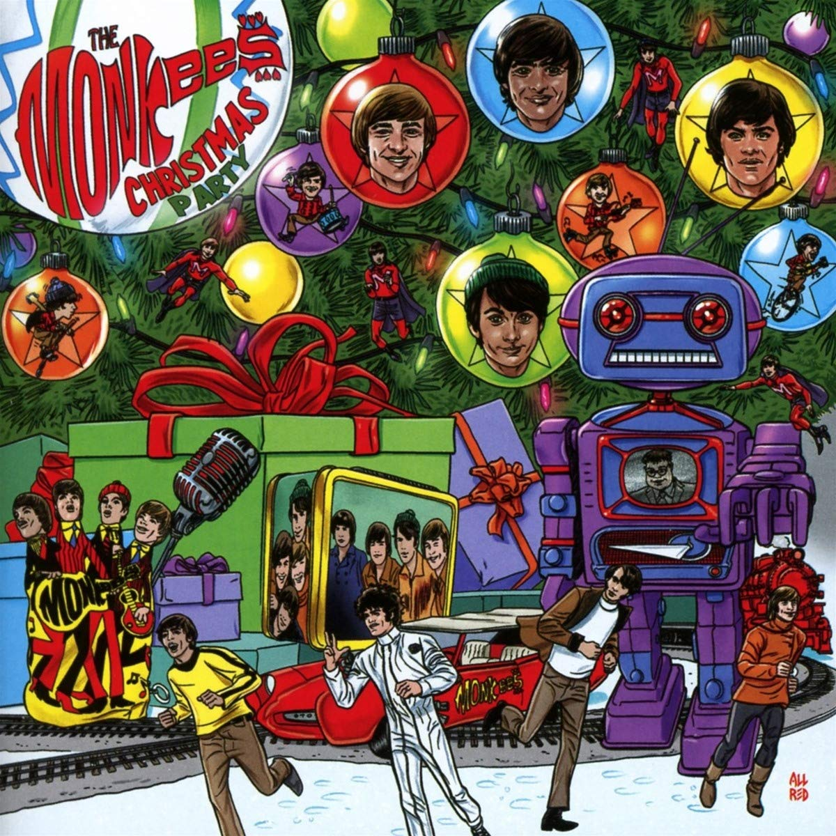 The Monkees - Christmas Party - Amazon.com Music