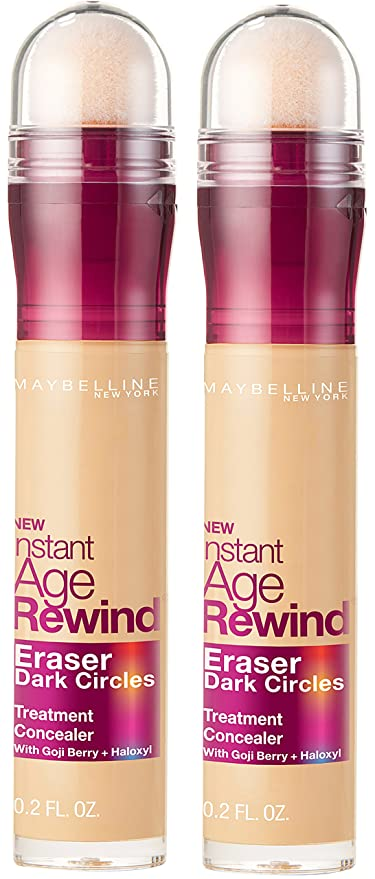 Amazon.com: Maybelline New York Instant Age Rewind Eraser Dark ...