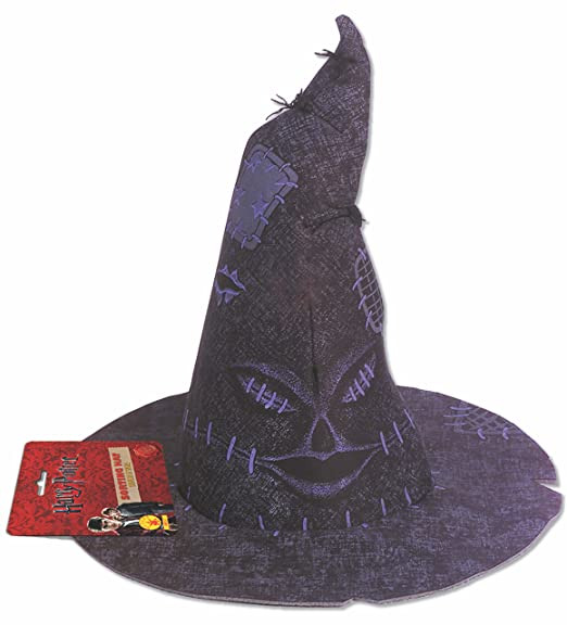 Rubies Harry Potter Sorting Hat - ADULT ONE SIZE (gorro sombrero)   Amazon.es  Juguetes y juegos 64cc5f4a50e