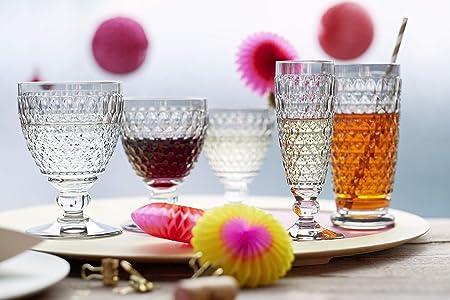 Villeroy & Boch Boston Copa de vino blanco, 230 ml, Cristal, Transparente