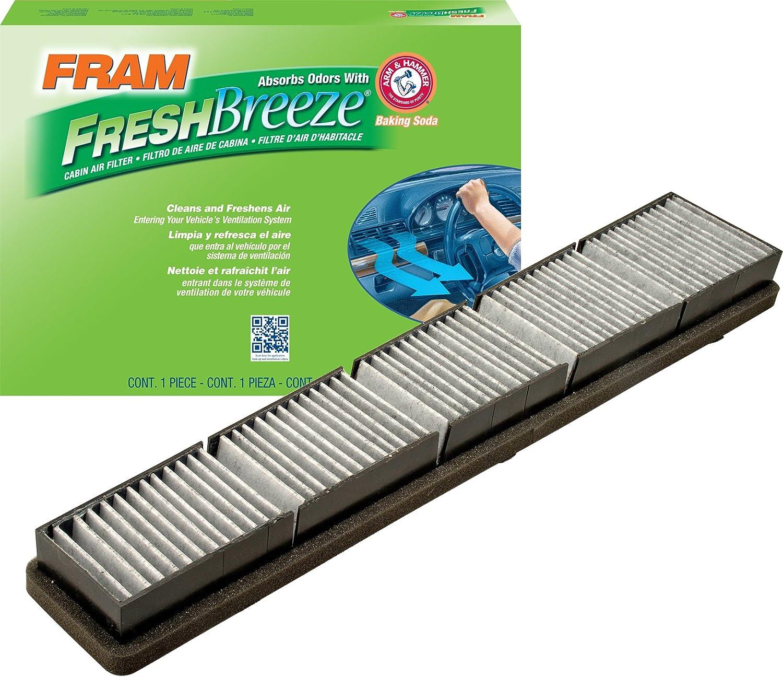 FRAM CF10383 Fresh Breeze Cabin Air Filter