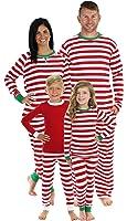Sleepyheads Red Stripe Family Matching Pajama Set