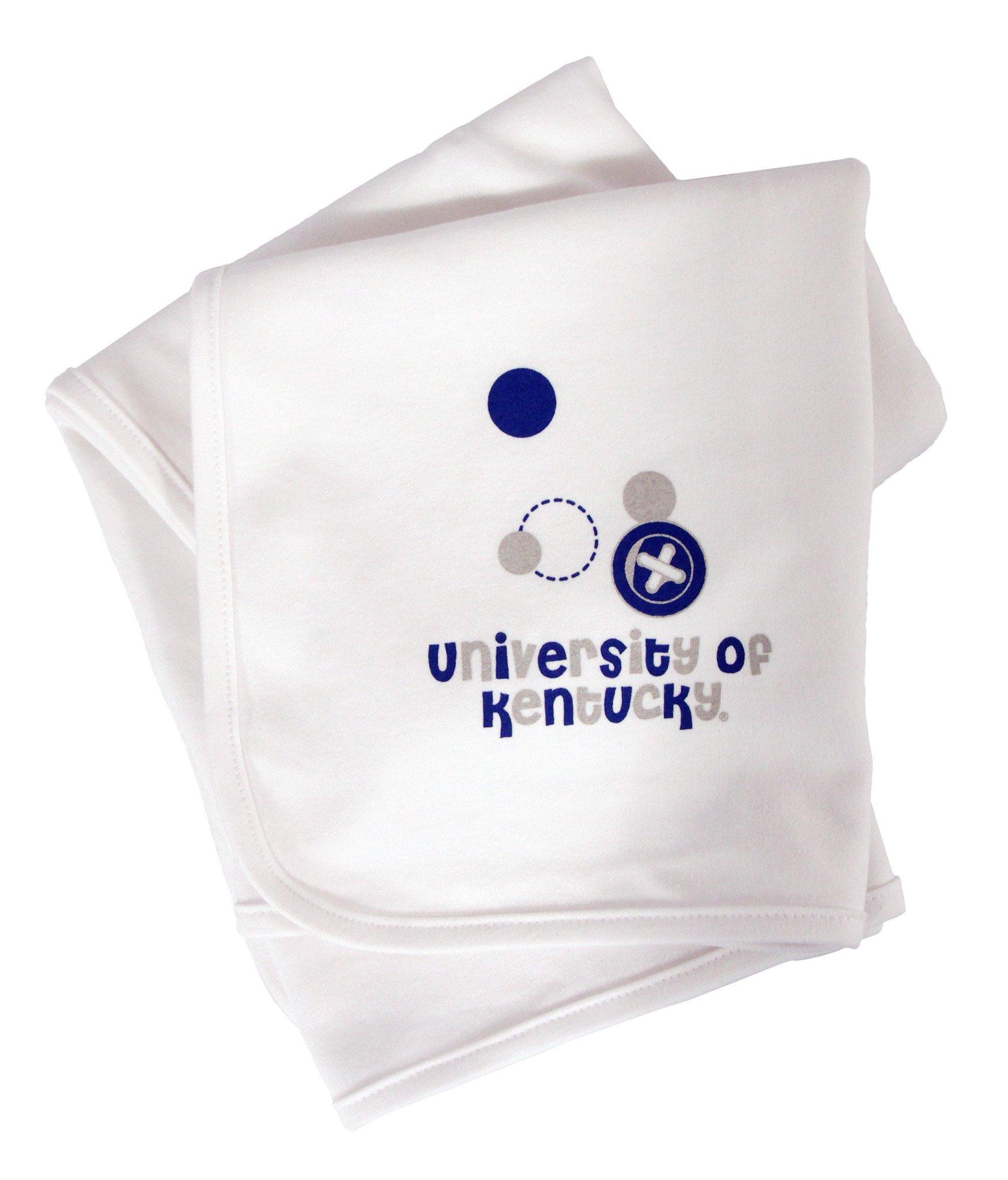 University of Kentucky Baby Blanket
