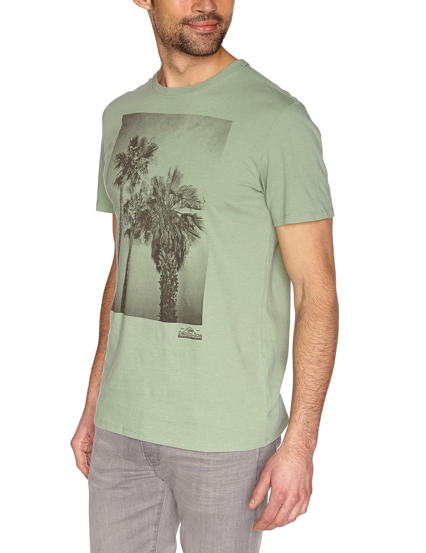 Lee Men's Crew Neck 1/2 Sleeve T-Shirt