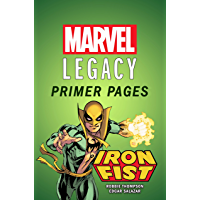 Iron Fist - Marvel Legacy Primer Pages (Iron Fist (2017-2018)) (English Edition)