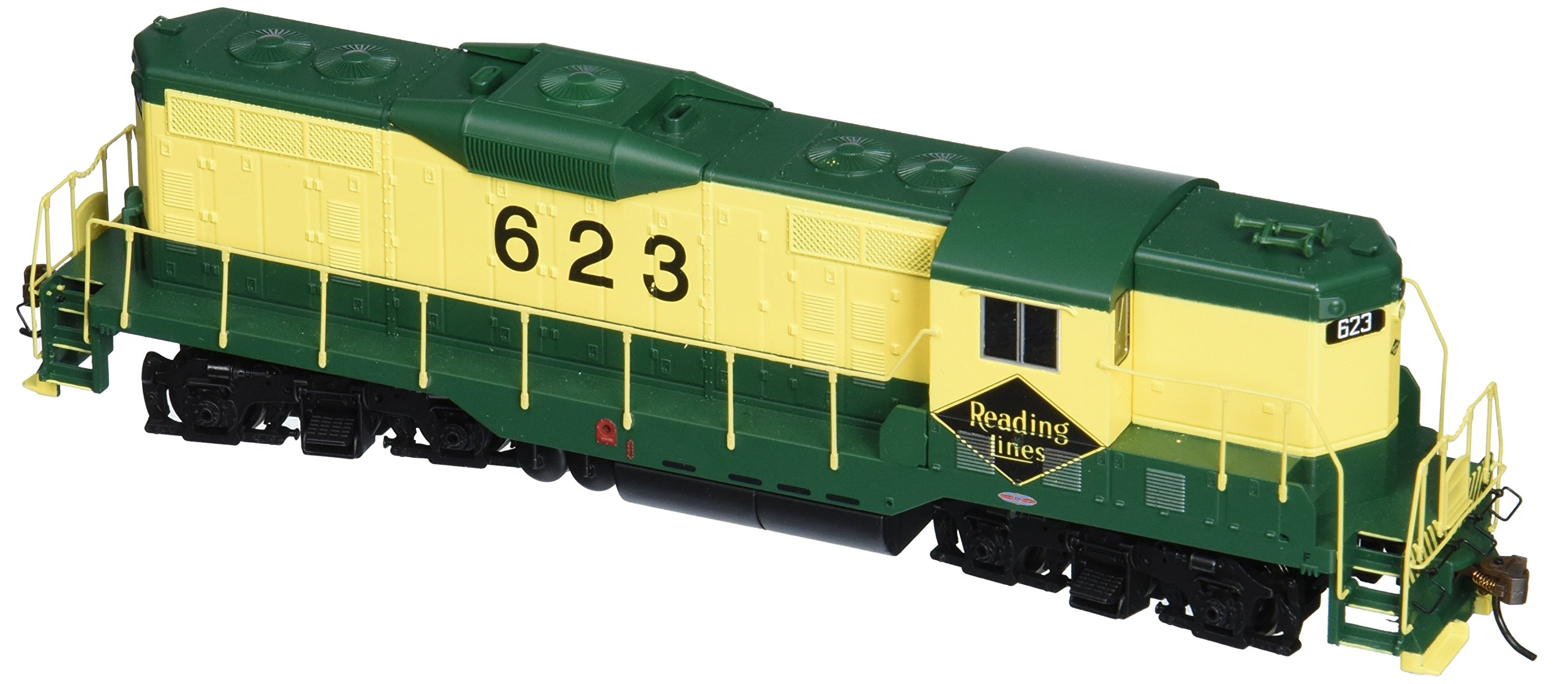 Bachmann Industries EMD GP7 DCC Reading #623 Sound Value Equipped Locomotive (HO Scale)