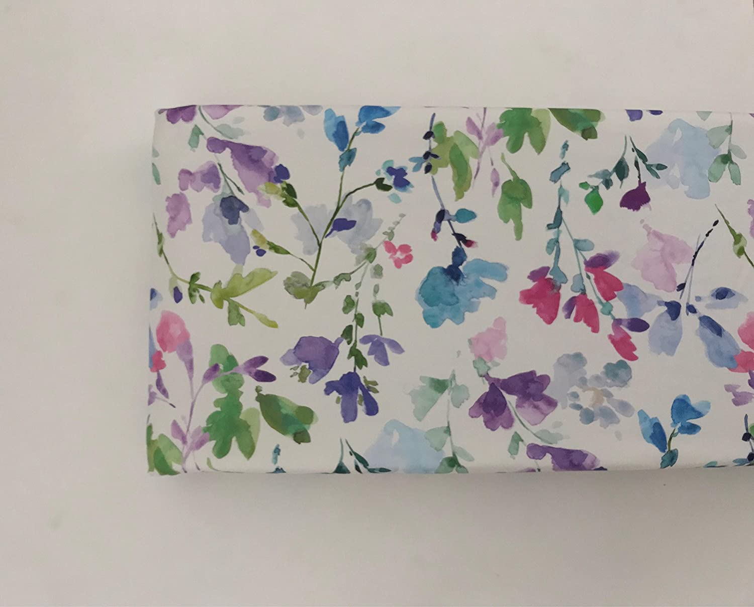 Changing Pad Cover - Bright Wildflowers