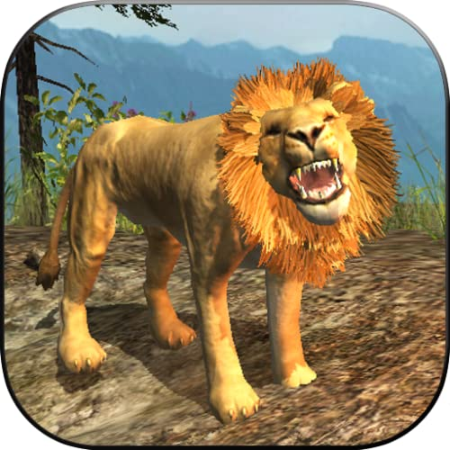 Lion Simulator by 3D Gamecraft