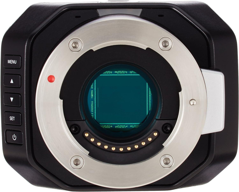 Blackmagic Design Micro Studio Camera 4k Camcorder Amazon Co Uk Camera Photo