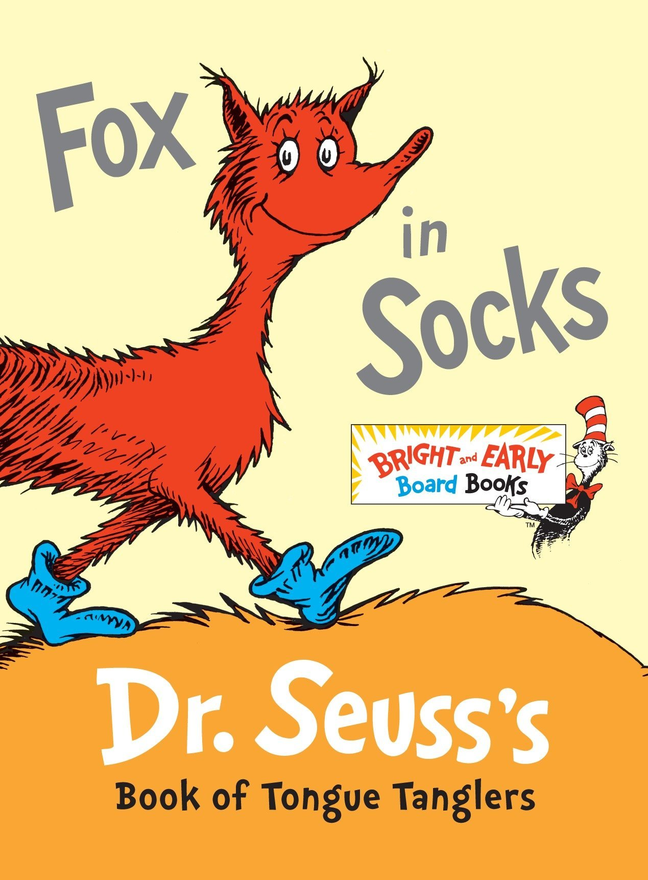 Amazon.com: Fox in Socks: Dr. Seuss's Book of Tongue Tanglers (Bright &  Early Board Books(TM)) (9780307931801): Dr. Seuss: Books