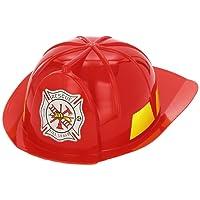 Carnival 5492 - Elmetto Pompiere Bimbo in Plastica