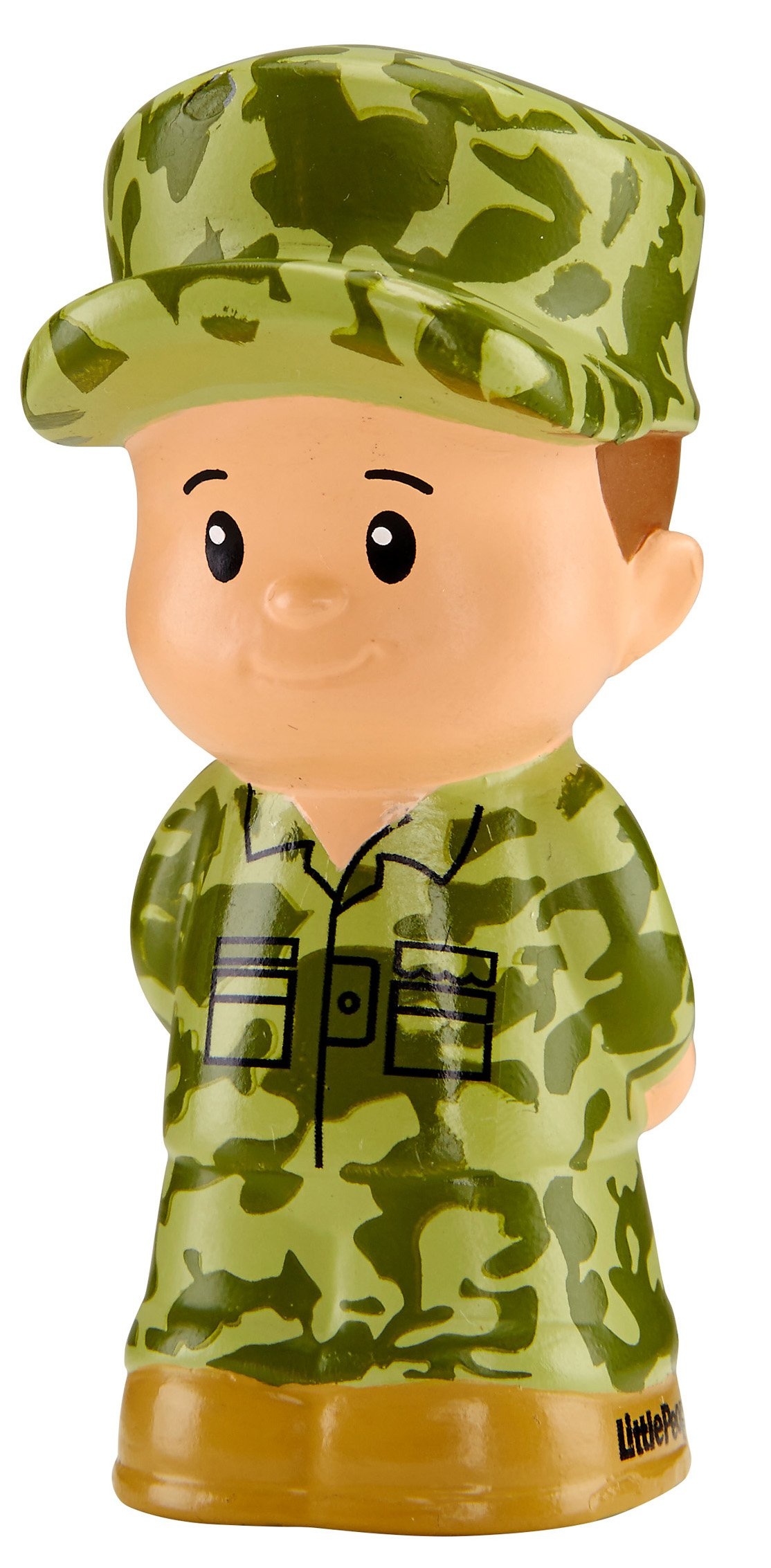 Fisher-Price Little People Military Hero