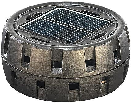 infactory solar-purificador ionizador para viajes