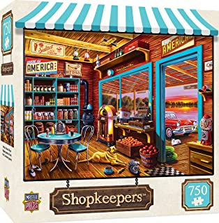 MasterPieces Shopkeepers Henrys General Store 750 Piece Puzzle