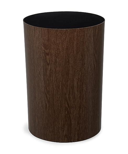 Umbra Treela Small Trash Can U2013 Durable Garbage Can Waste Basket For  Bathroom, Bedroom,