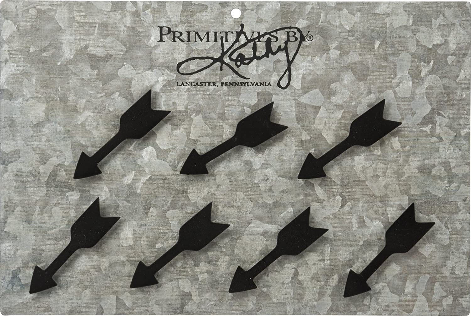 Primitives By Kathy Live Fully 1.75 Inches x 3.25 Inches Magnet Paper Wood Refrigerator Magnets
