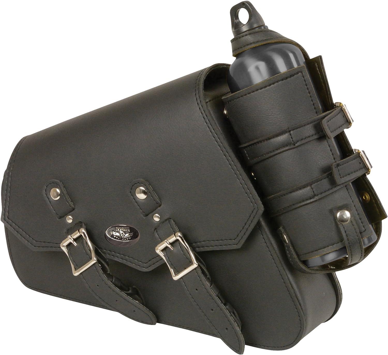 Milwaukee Performance MP8600L-BLK-PCS Black Left Side Swing Bag with Bottle Holder