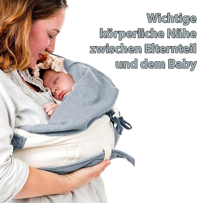 Shelter 2.0 Tragen Tuch Kinder Neu Lodger Babytragetuch für Babys und Eltern