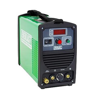 EVERLAST PowerARC 160STH 160amp HF TIG Stick IGBT Welder 110/220 Dual Voltage