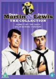 Jerry Lewis & Dean Martin- The Collection: Living It Up / The Caddy / Sailor Beware / Pardners