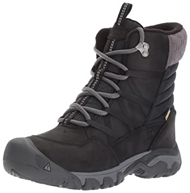 4587a219af KEEN Women's Hoodoo Iii Lace Up Snow Boots: Amazon.co.uk: Shoes & Bags
