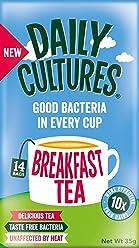 Daily Cultures Breakfast Tea - 14 Sachets