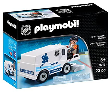 How much does a zamboni weigh