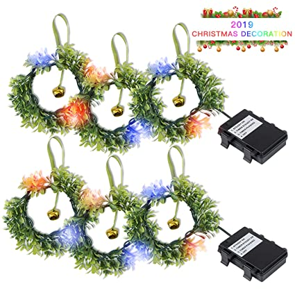 Amazon.com: Loren Guirnalda de Navidad de cumpleaños ...