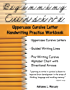 Beginning Cursive: Uppercase Cursive Letter Handwriting Practice Workbook (English Edition)