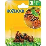 Hozelock 2784P0000 Goutteur de Ligne sous pression Noir 16 x 11 x 13 cm