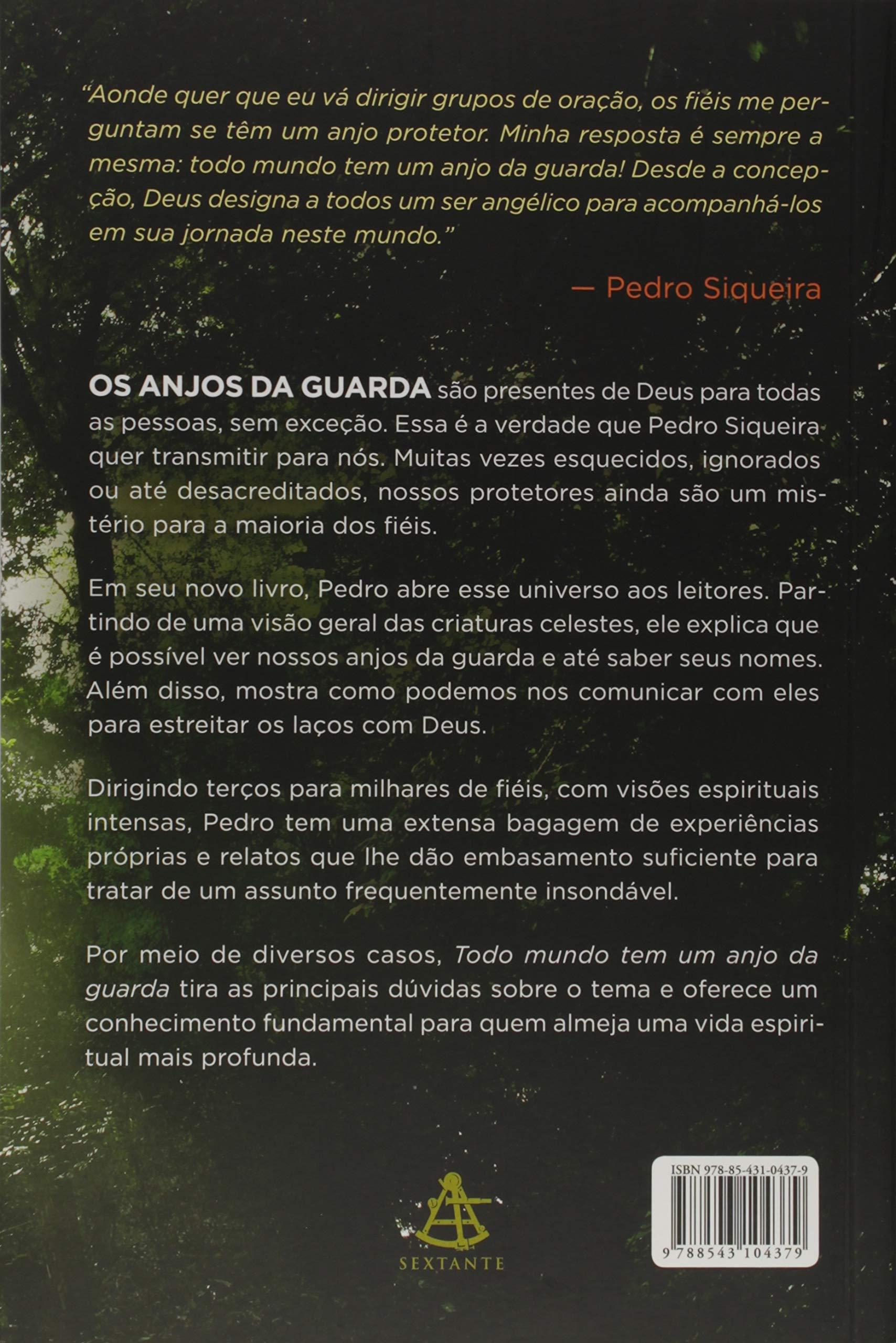 9346dd4db Todo mundo tem um anjo da guarda - Livros na Amazon Brasil- 9788543104379
