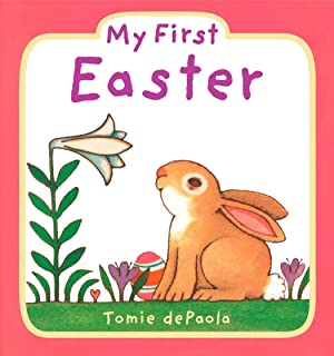 Amazon my first easter basket baby gund toys games my first easter negle Image collections
