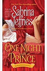 One Night with a Prince (The Royal Brotherhood Book 3) Kindle Edition
