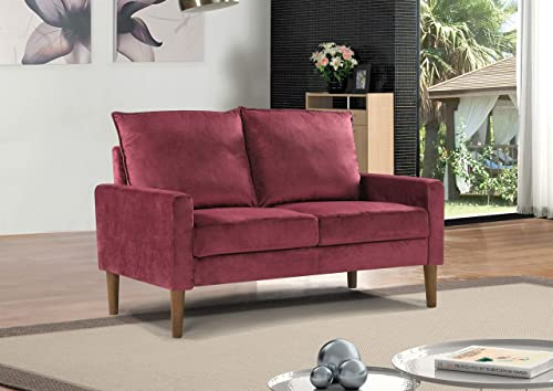 Container Furniture Direct Petit Upholstered Love Seat