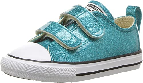 Converse Kids Chuck Taylor All Star 2v Low Top Sneaker
