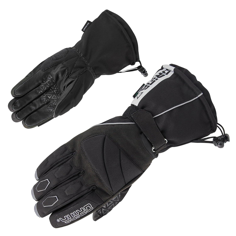 Guantes de invierno para moto Orina forrados, resistentes al viento, impermeables, transpirables
