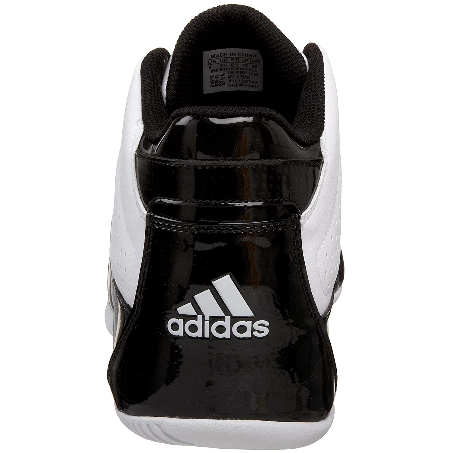 Adidas Commander Lite Td Mens Shoes In Running White Metallic