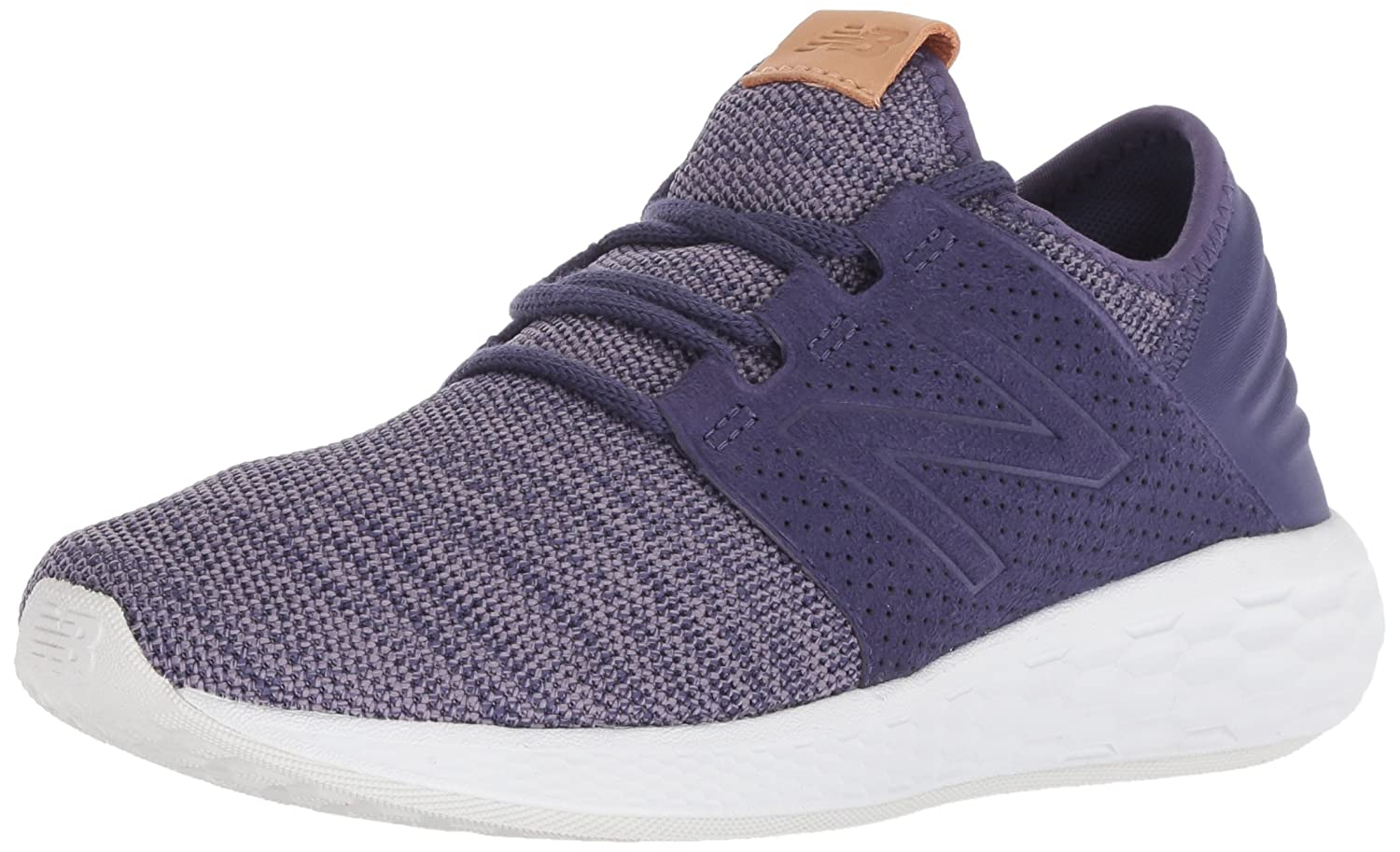New Balance Women's Cruz V2 Fresh Foam Running Shoe B075R3RHZW 8 B(M) US|Wild Indigo