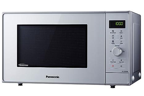 Panasonic NN-GD36HMSUG Forno a Microonde Combinato con Grill e ...