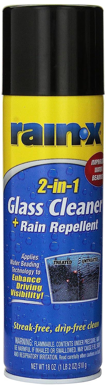 Rain-X 5080233 2-In-1 Glass Cleaner Plus Rain Repellent