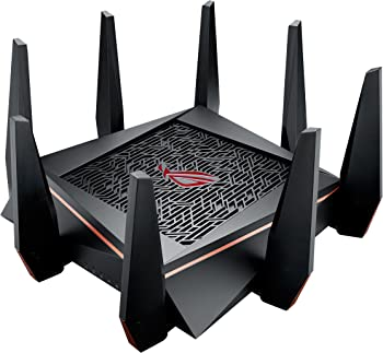ASUS ROG Rapture Wireless-AC5300 Tri-band Gaming Router