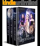 The Descendants Box Set: A Paranormal Reverse Harem Romance Series
