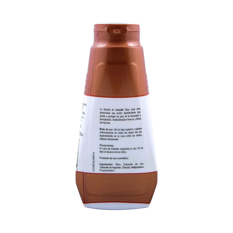 Amazon.com: Talco para pies UNESIA/Foot Powder UNESIA: Health & Personal Care