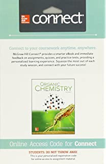 Amazon package organic chemistry with connect plus access connect access card two year for organic chemistry fandeluxe Gallery
