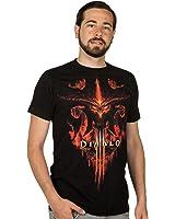 Diablo III Men's Burning Premium T-Shirt