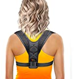 4well Posture Corrector for Women Men - Designed in USA Rounded Shoulders Slouch Brace - Wearable Posture Support Straps…