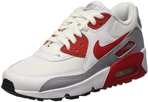 NIKE Air Max 90 mesh GS Scarpe Donna Scarpe Bambino Sneaker 833418106