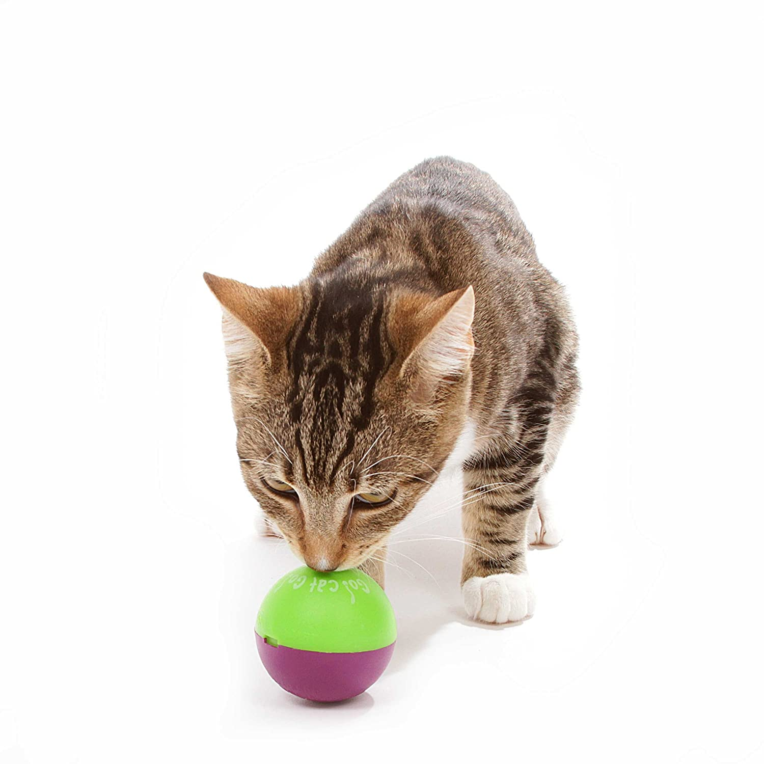 Our Pets Play-N-Treat Twin Pack Cat Toy 1080010279