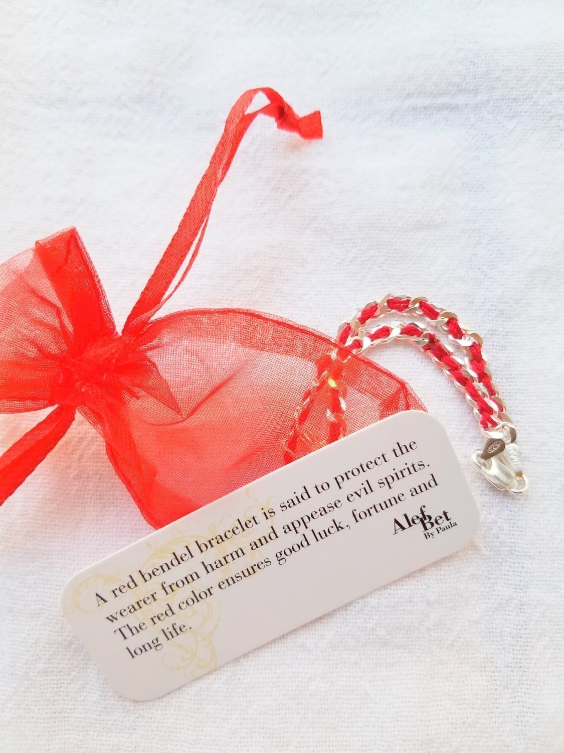 0b89a67c115c7 Amazon.com: Peace Sign Red String Bendel Kabbalah Style Protective ...