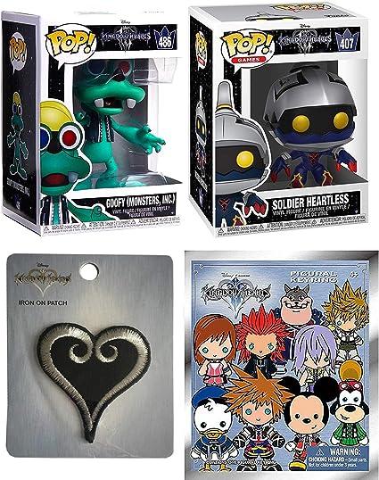 Soldier Heartless Vinyl Figure Funko Pop Games Disney Kingdom Hearts III